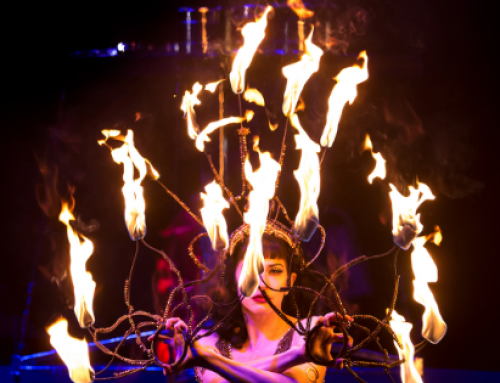 Cirque Infernal Explodes onto Joburg Theatre Stage